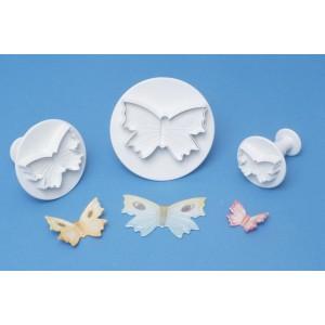 vlinderplugger3stuks