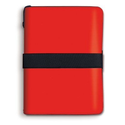 tastebook solid red